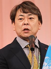 大阪本部長 山田善明