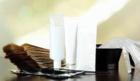 メジャーな理美容メーカーをはじめとして、多くのメーカーにバックアップしていただいております。